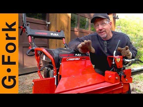 Is This Log Splitter Good? The Troy Bilt Flex Log Splitter   GardenFork