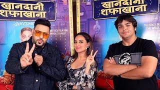 Gupt Gyaani Ashish w/ Sonakshi Sinha & Badshah | Khandani Shafakhana