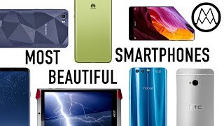 The most Beautiful Smartphones ever released.