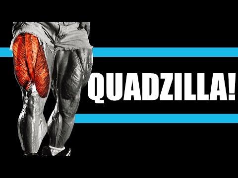 Muscle Masterclass : Quads