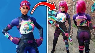 Top 10 Fortnite Characters IN REAL LIFE!