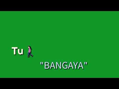 Tujhe Kitna Chahne Lage Hum Green Screen Whatsapp Status Imovie