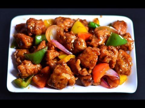 ★ Chilli Paneer Recipe | How to make Chilli Paneer | Paneer Recipes | Chinese Recipes