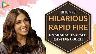 """""""Akshay Kumar - The SEXIEST Man In Bollywood"""": Bhumi   Rapid Fire   Casting Couch   Housefull 4"""