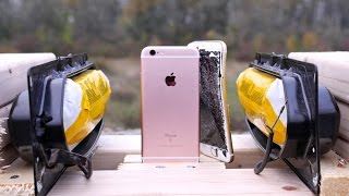 Airbag vs iPhone 6S Test - Don