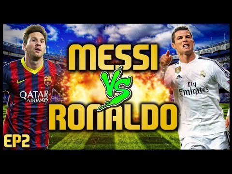 MESSI VS RONALDO #2 - FIFA 15 ULTIMATE TEAM