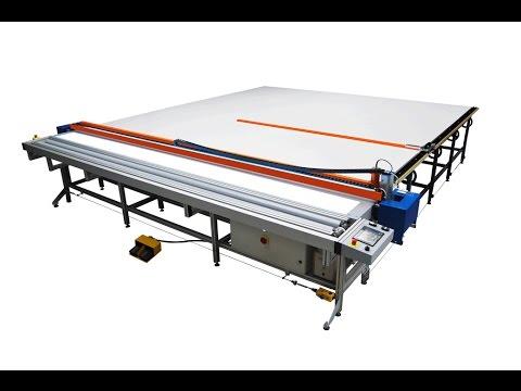 Roller Blind Cutting Table REXEL US-2 (4m cut)