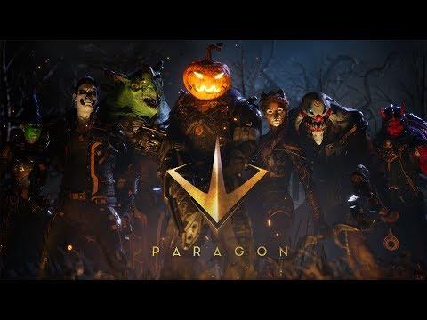 Spooky Scary Halloween Event! Paragon Livestream!