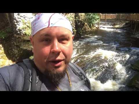 Testing Gear & Hiking Around Waterfalls (Buskkill & Raymondskill Falls)