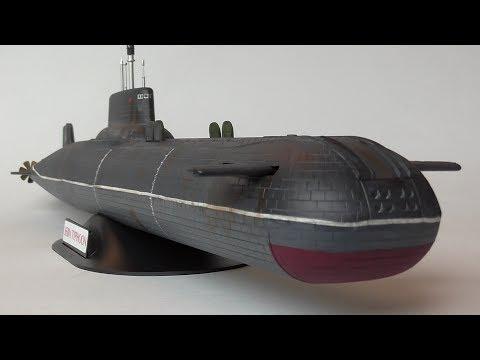 Revell Typhoon-Class Soviet Submarine 1:400 scale