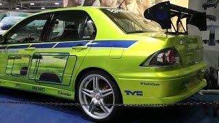 2 Fast 2 Furious Mitsubishi Evolution 7