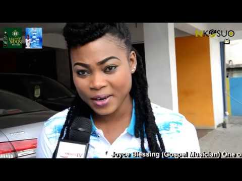 Joyce Blessing opens up with Nkosuohene about her accident.