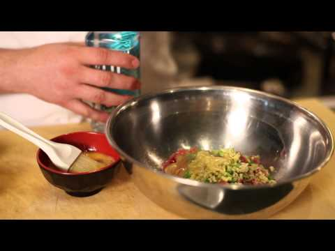 How to Make Moist Dumpling Filling : Delicious Asian Recipes