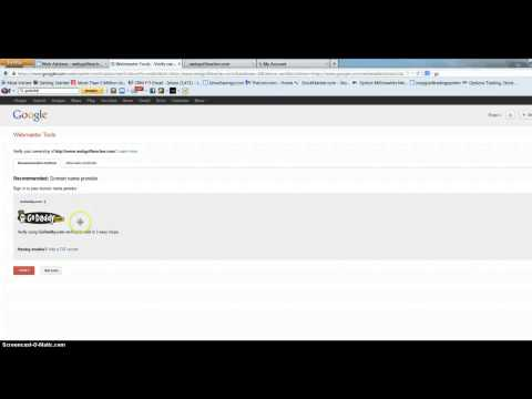 New Google Sites 2017 Godaddy Domain Verification Setup Nightmare Solved!