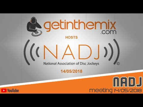 NADJ Essex Meet at Get in the Mix