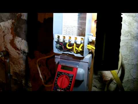 How to debug a well pump that is not working (Bad Capacitor)