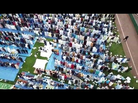 Eid Vlog 2018 | at McCoy Stadium Pawtucket RI USA | Fatma's Kitchen