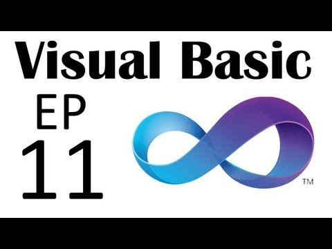 Visual Basic - The Basics - Part 11: Subs