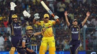 IPL 8 KKR vs CSK: Last over win for KKR