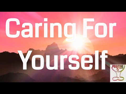 Caring For Yourself - 10 Minute Meditation on Letting Go of Anxiety, Overthinking, Negative Thoughts