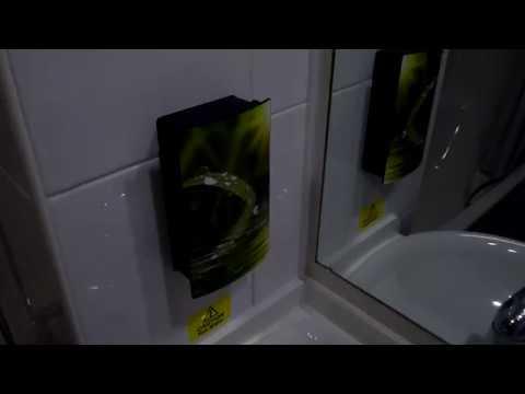 Premier Inn Free Bathroom Soap and Shower Gel / Shampoo UK