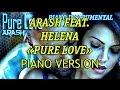 Arash Feat Helena Pure Love Instrumental Piano Version