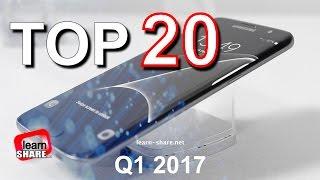 Top 20 Best Phones JAN 2017