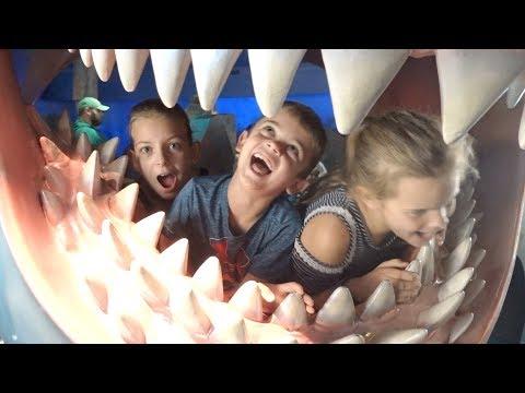 TRAVEL VLOG | DISNEY PORT ORLEANS RIVERSIDE | EPCOT | FROZEN RIDE BROKE DOWN | SHARK