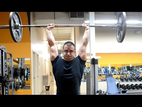 Special Way to Improve Bench Press