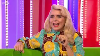 Paloma Faith - Loyal live + interview. The One Show. 24 Oct 18. Album: The Architect