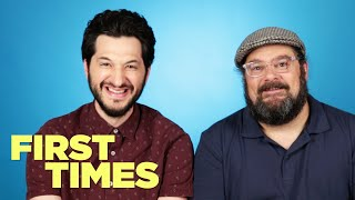 Ben Schwartz and Bobby Moynihan Tell Us About Their First Times