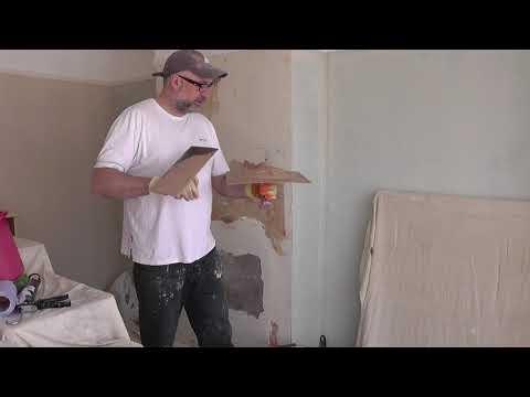 DIY: Plastering Fail