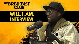 Will.i.am Talks Digitalism In Music, Tech Advances & His Role In 'Parkland Rising' Film