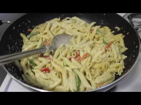 How To Make Jamaican Rasta Pasta (Inspired by Deannee`s World)