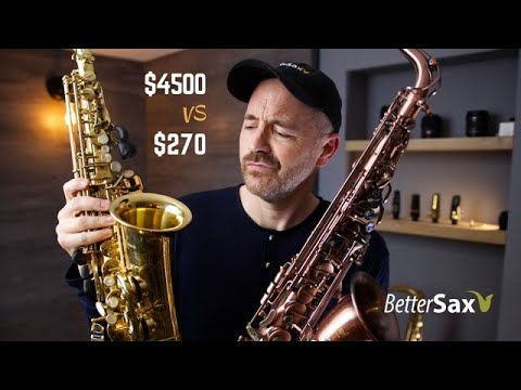 Xxx Mp4 Cheapest Sax On Amazon VS My Professional Alto Saxophone 3gp Sex
