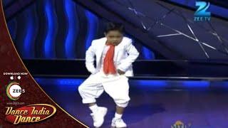 Jeet Das Dances Like Prabhu Deva - DID L