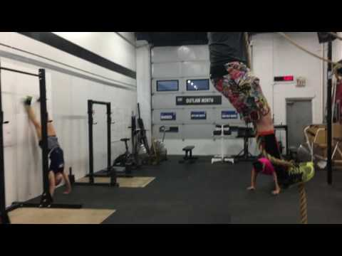 CrossFit Outlaw North #MannequinChallenge