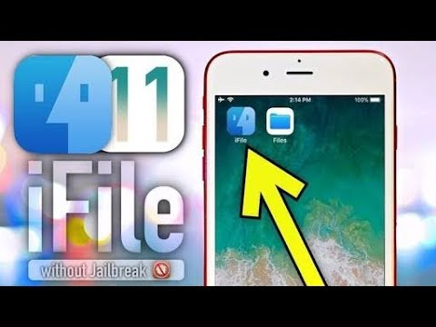 How to Download iFile on  iOS 11.1 Without Jailbreak on iPhone , iPad (Working Method)