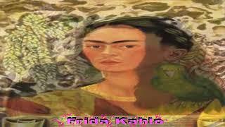 Frida Kahlo S Self Portraits Morphing A Famous Painter S Artwork