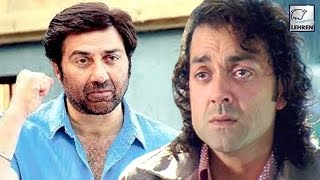 Sunny Deol Refused To Work With Brother Bobby | Reason REVEALED