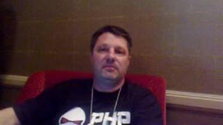 Cal Evans At Php tek 2009