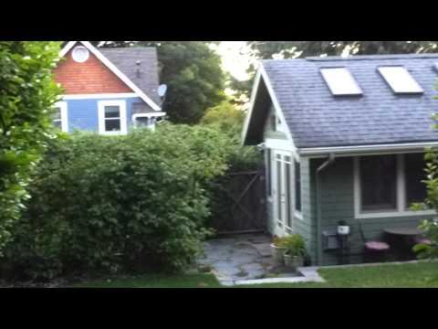 Eric's Backyard Sauna Experience in the PNW Summer