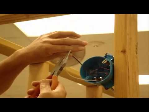 How to Install or Replace a Light Socket -BuildingTheWay