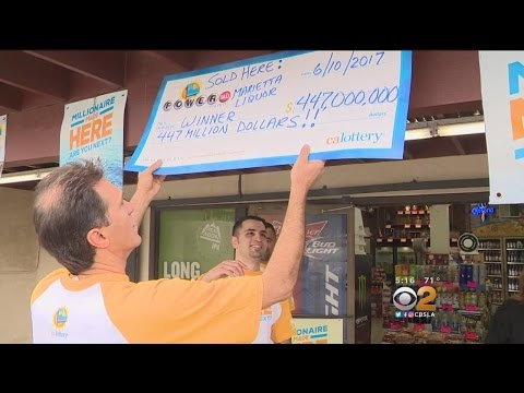 Sun City Liquor Store Owner Feels 'Blessed' After Selling Winning $447M Powerball Ticket