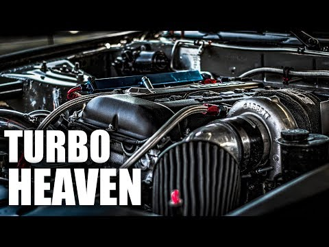 Turbo Noise Heaven (Loud Flutter, Turbo Whistle, Wastegate, Blow-Off, Chatter)