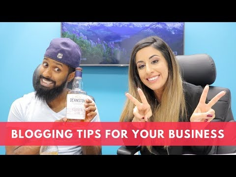 Blogging Tips For Your Business | Whisky Website Wednesday Episode 49 | Outsite The Box