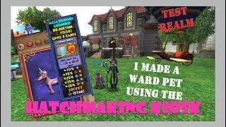 TRAINING THE ULTIMATE WARD PET! (Wizard101) - PakVim net HD Vdieos
