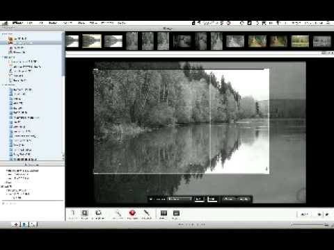adjusting images in iPhoto