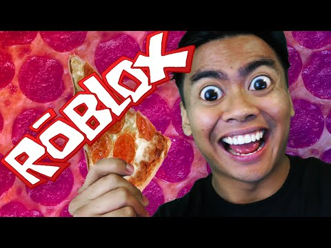 DON'T TAKE MY PIZZA! | Roblox