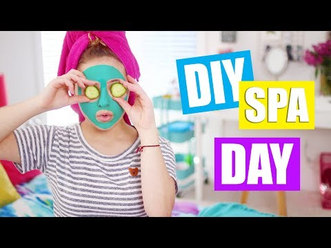 DIY Spa Day: Homemade Face Mask, Body Scrub, And More!